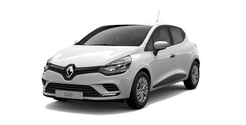 Inchiriaza un Renault clio 2019