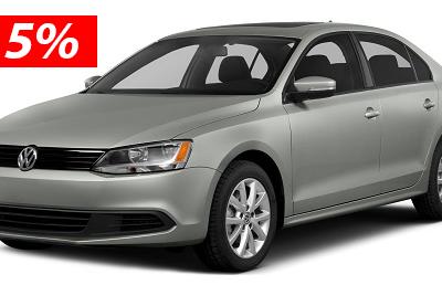 VW Jeta 15%
