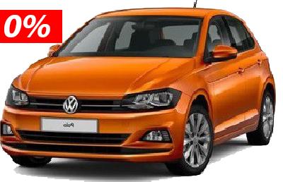 VW Polo 10 %