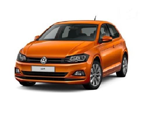 Inchiriaza un VW Polo model 2018