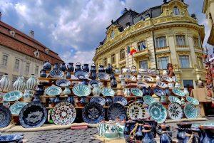 Romania este o tara minunata Sibiu vase