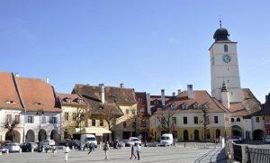 Romania este o tara minunata Sibiu Piata