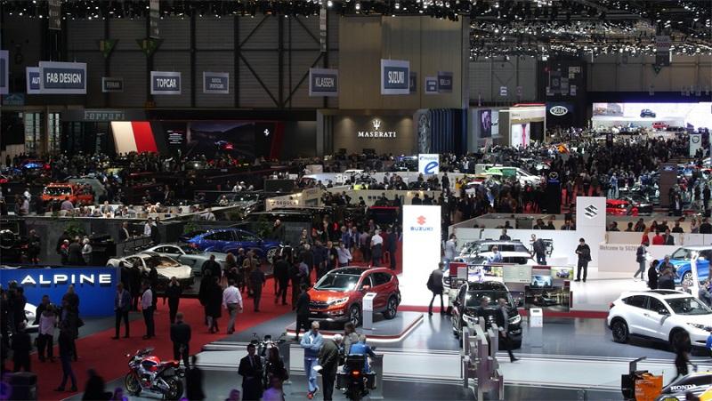 Noutăți de la Salonul Auto de la Geneva 2019