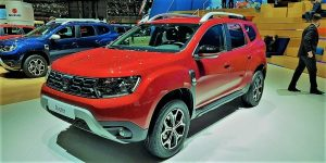 Dacia Stepway Duster Unlimited 2019
