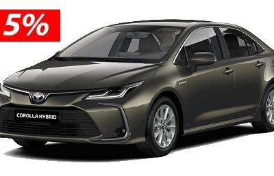 Toyota Corolla 15 la suta