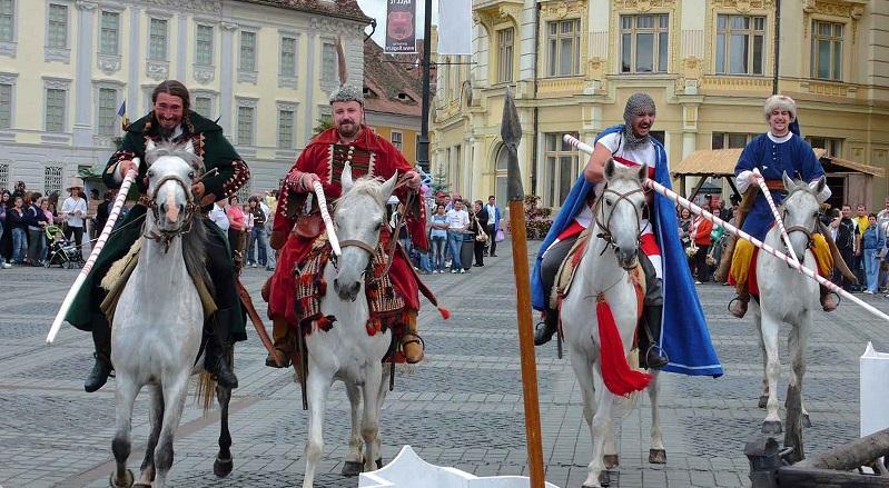 """Festivalul Medieval """"Cetăți Transilvane"""" 2019"""