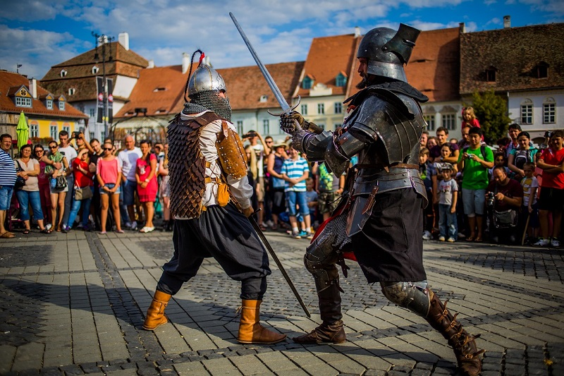 Ajungi in Sibiu in luna august? Iata principalele evenimente la care poti participa