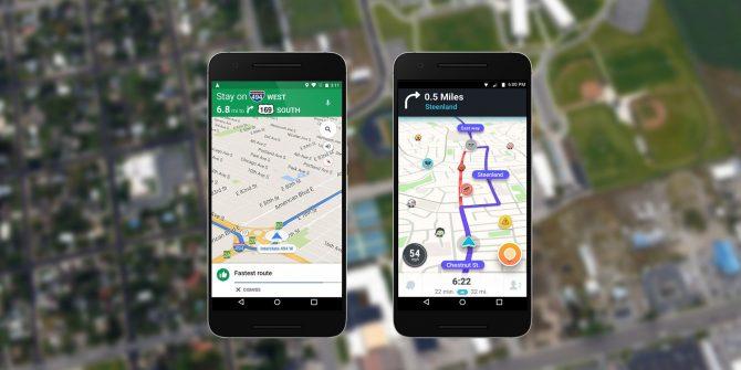 Google Maps vs. Waze: care aplicatie este mai potrivita pentru o vacanta in Romania?
