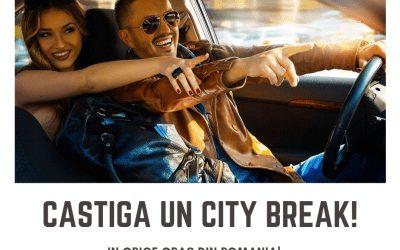 Castiga un CITY BREAK in orice oras din ROMANIA!