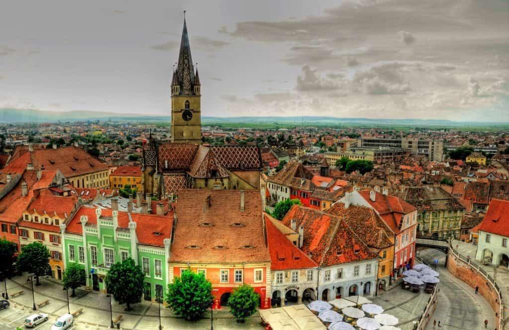 Top 10 destinatii turistice din Romania