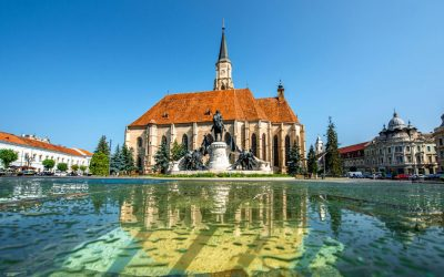 Iata ce poti vizita intr-un city break in Cluj