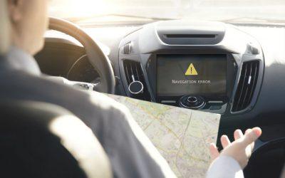 Este oare o idee buna sa ne luam dupa GPS pe drumurile din Romania?