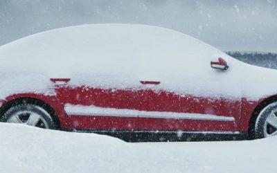 Cum iți pregătești mașina pentru iarna