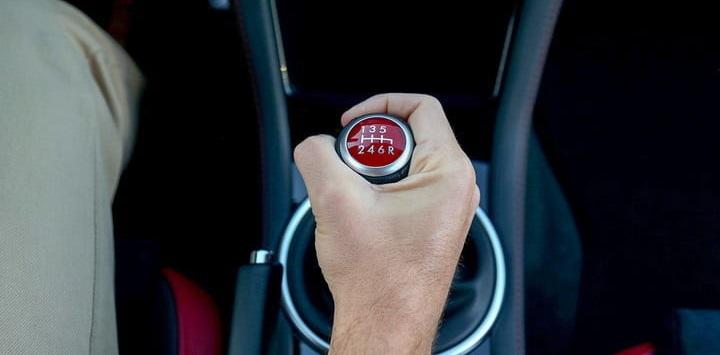 Cutie de viteza manuala