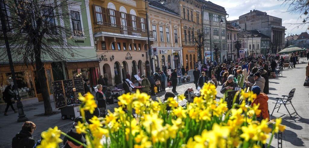 Evenimente importante in Sibiu in luna martie